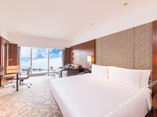 澳門皇冠假日酒店(Crowne Plaza Macau)皇冠高級套房