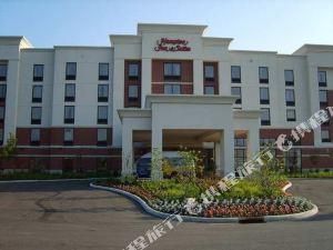 哥倫布伊斯頓區歡朋套房旅館(Hampton Inn & Suites Columbus-Easton Area)