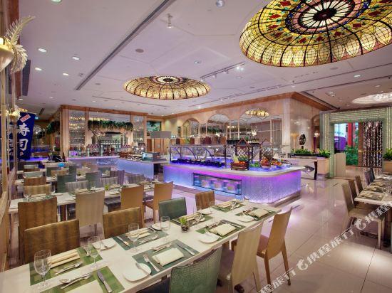 富豪香港酒店(Regal Hongkong Hotel)咖啡廳