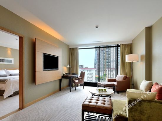 珠海竹林酒店(Bamboo Plaza Zhuhai)高級套房