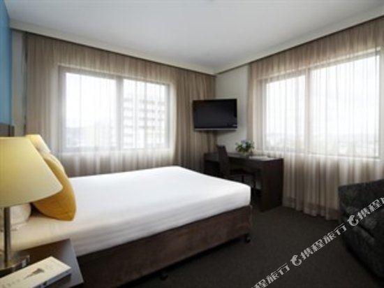 霍巴特旅客之家酒店(Travelodge Hotel Hobart)客房-大床
