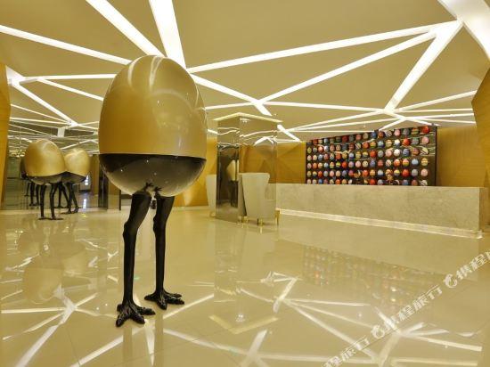 桔子酒店·精選(深圳羅湖店)(Orange Hotel Select (Shenzhen Luohu))大堂吧