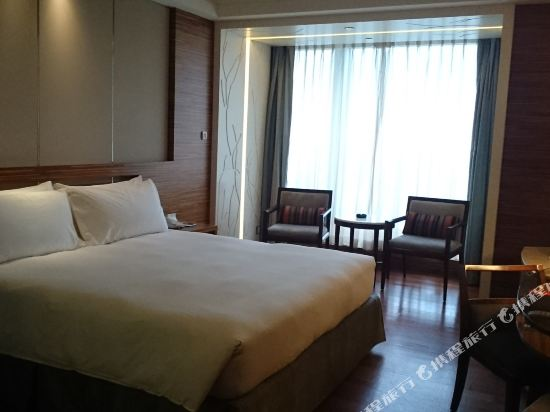 香港如心海景酒店暨會議中心(L'hotel Nina Et Convention Centre)高座海景客房
