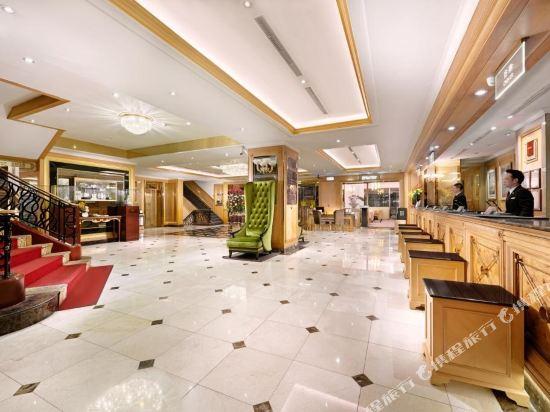 台北天成大飯店(COSMOS HOTEL TAIPEI)公共區域