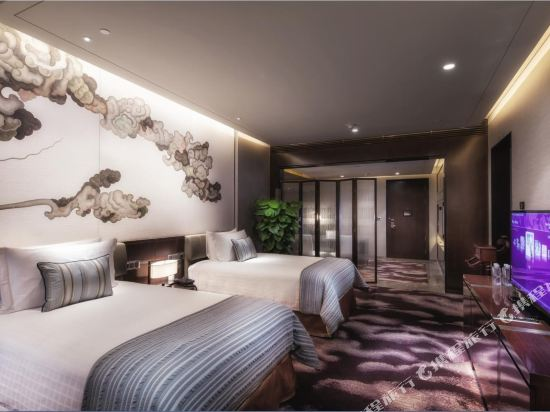 深圳四季酒店(Four Seasons Hotel Shenzhen)總統套房