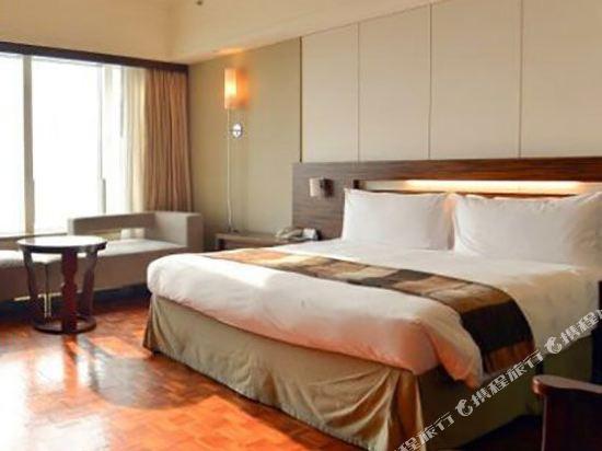 香港如心海景酒店暨會議中心(L'hotel Nina Et Convention Centre)雅緻套房