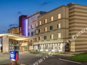坦帕韋斯特肖爾費爾菲爾德酒店(Fairfield Inn & Suites Tampa Westshore/Airport)