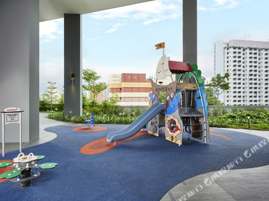 新加坡莊家大酒店(Hotel Boss Singapore)兒童樂園/兒童俱樂部