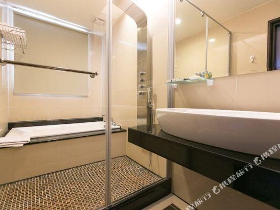 高雄宮賞藝術大飯店(KUNG SHANG DESIGN HOTEL)設計雙人套房