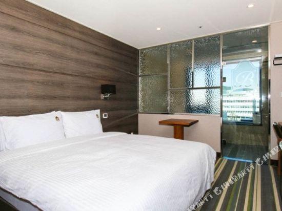海雲台高麗良宵酒店(Benikea Hotel Haeundae)至尊標準大床房