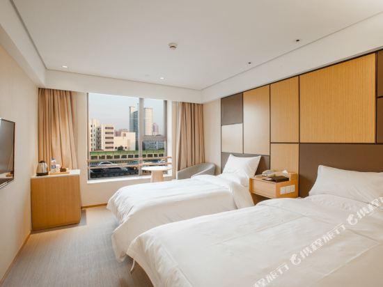 全季酒店(上海虹橋中山西路店)(Hotel(Hongqiao The West of Zhongshan Road Shanghai ))豪華雙床房