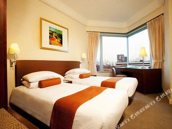 香港都會海逸酒店(Harbour Plaza Metropolis)豪華房