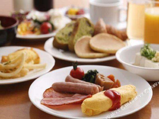 新阪急大阪附樓酒店(Hotel New Hankyu Osaka Annex)餐廳