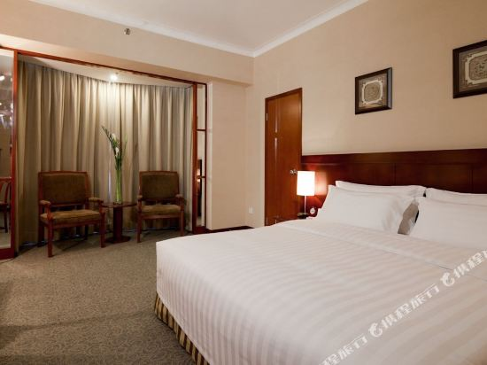 廣州珀麗酒店(Rosedale Hotel & Suites)行政套房