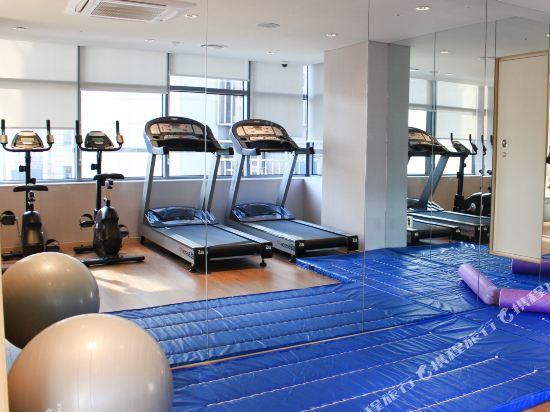 首爾東大門貝斯特韋斯特阿里郎希爾酒店(Best Western Arirang Hill Dongdaemun)健身娛樂設施