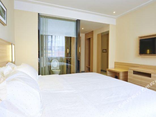 城市便捷吉隆坡武吉免登店(City Comfort Hotel Bukit Bintang)高級房
