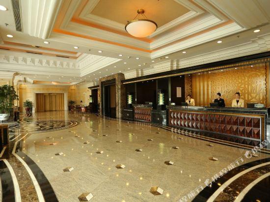 中山三鄉雅居樂酒店(Sanxiang Agile Hotel)公共區域