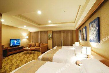 高雄義大天悅飯店(E-Da Skylark Hotel)幸福家庭房4人房