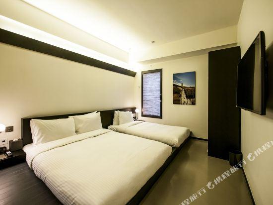 首爾明洞喜普樂吉酒店(原首爾黃金鬱金香M酒店)(Sotetsu Hotels The SPLAISIR Seoul Myeongdong)高級家庭房