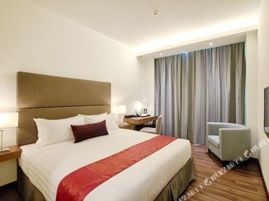 吉隆坡WP酒店(WP Hotel Kuala Lumpur)豪華雙人房