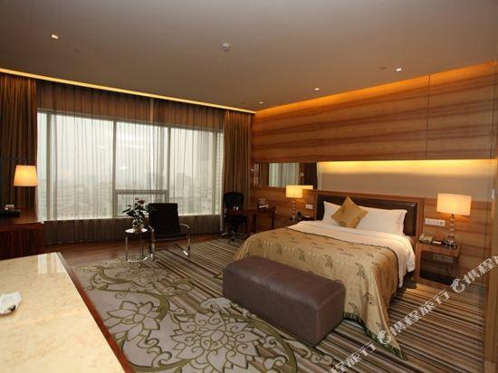 東莞厚街國際大酒店(HJ International Hotel)豪華大床房水療養生房