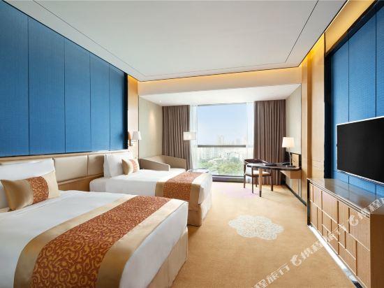 佛山南海華美達酒店(Nanhai Ramada Hotel)高級雙床房