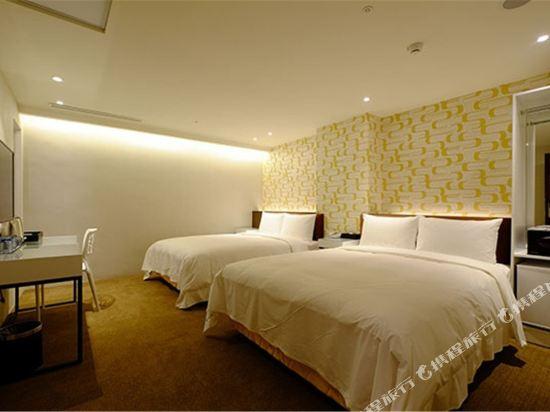 璞漣商旅-台北車站店(Hotel Puri Taipei Station)璞麗3人房