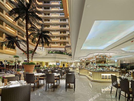 香港帝苑酒店(The Royal Garden Hotel)咖啡廳