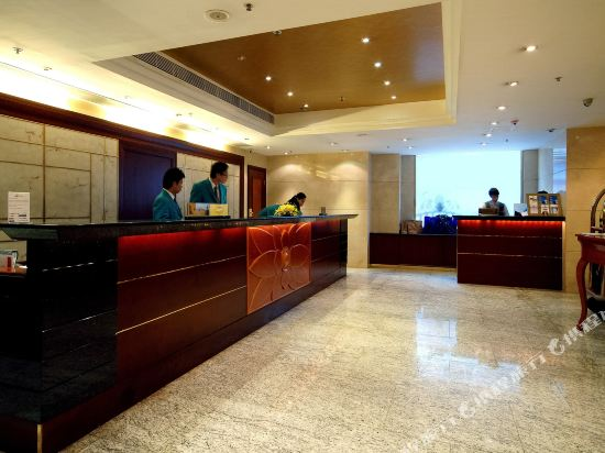 香港華大盛品酒店(Best Western Plus Hotel Hong Kong)公共區域