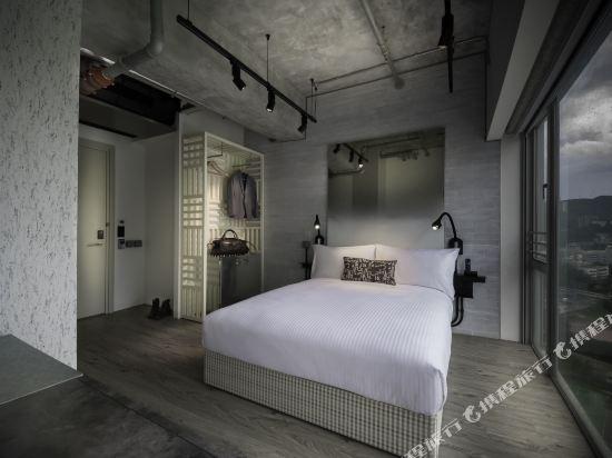 奧華·時尚精品酒店 - 南岸(Ovolo Southside)豪華大床客房