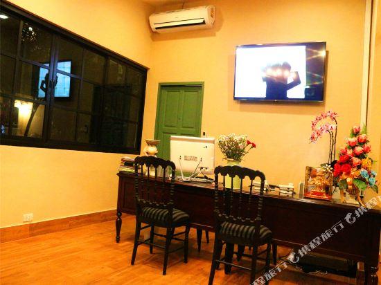 芭堤雅首驛精品酒店(E-Outfitting Boutique Hotel Pattaya)餐廳