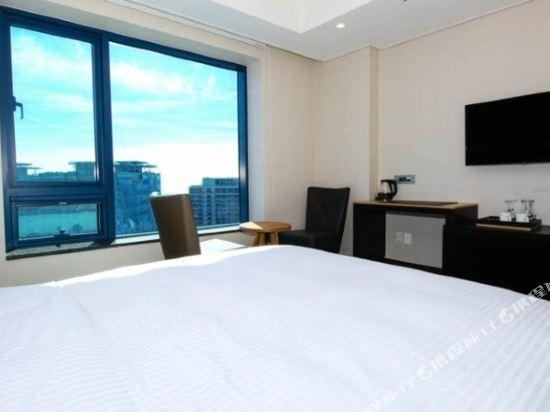 海雲台高麗良宵酒店(Benikea Hotel Haeundae)高級房