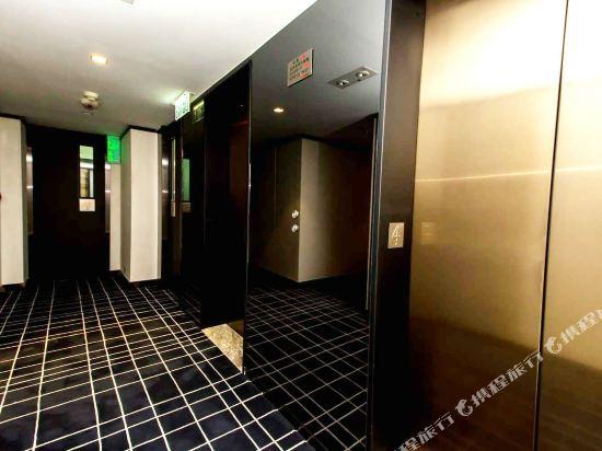 香港逸林酒店(Noblepark Hotel Hong Kong)公共區域