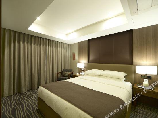 釜山商務酒店(Busan Business Hotel)角落豪華房
