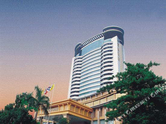 東莞富盈酒店(Cinese Hotel Dongguan)外觀