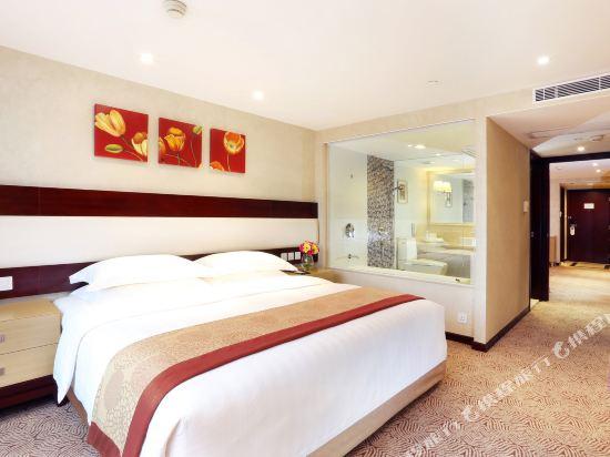 澳門皇家金堡酒店(Casa Real Hotel)套房