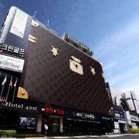 釜山CHOWON酒店酒店預訂