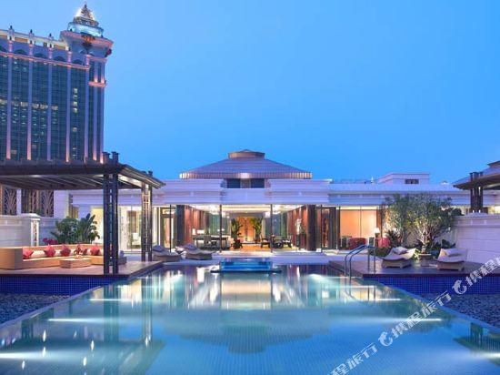 澳門悅榕莊(Banyan Tree Macau)悅榕名優泳池別墅