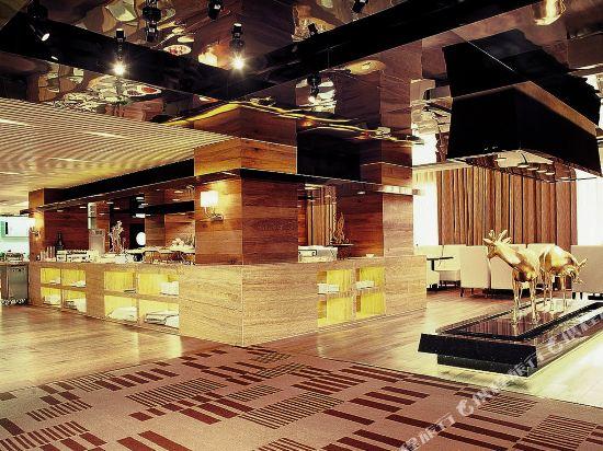 北京長白山國際酒店(Changbaishan International Hotel)咖啡廳