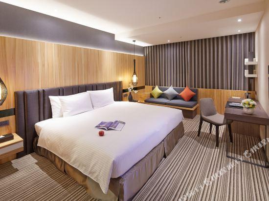 豐邑逢甲商旅(La Vida Hotel)標準雙人房