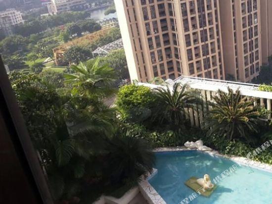 中山國際酒店(Zhongshan International Hotel)眺望遠景