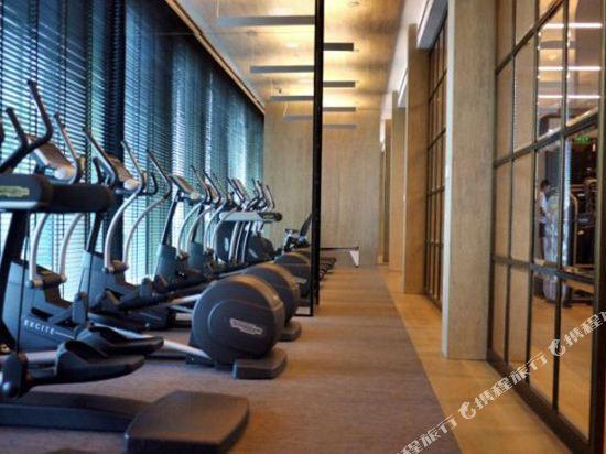 廣州文華東方酒店(Mandarin Oriental Guangzhou)健身房