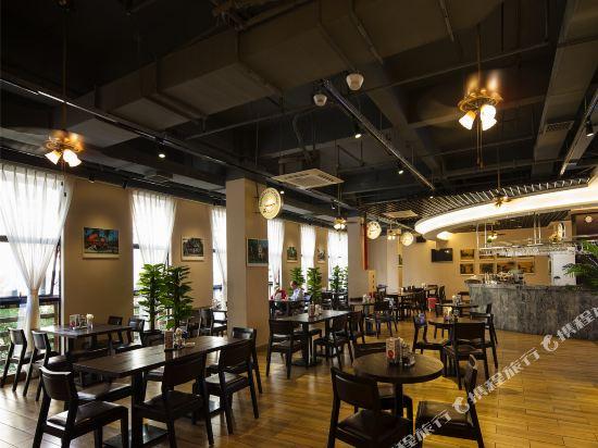 珠海寰庭精品酒店(Aqueen Hotel)咖啡廳