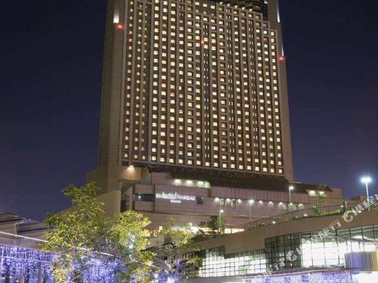 大阪南海瑞士酒店(Swissotel Nankai Osaka)外觀