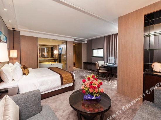 珠海鳳凰谷假日酒店(Phoenix Valley Holiday hotel)A座豪華行政大床房