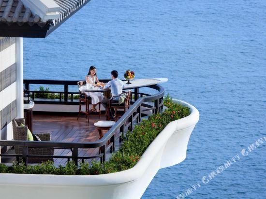 峴港洲際陽光半島度假酒店(InterContinental Danang Sun Peninsula Resort)半島行政套房
