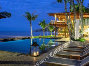 西龍目島吉瓦三泰別墅(Jeeva Santai Villas West Lombok)