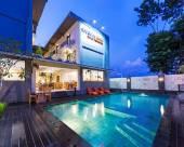 巴厘島席微雅套房旅館
