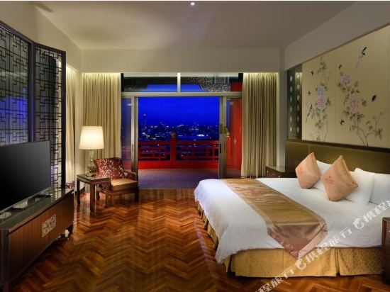 台北圓山大飯店(The Grand Hotel)豪華套房