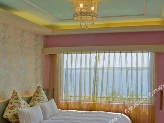 墾丁南灣度假飯店(Kenting Nanwan Resorts)作廢夢幻海景-泡澡看海雙人房006
